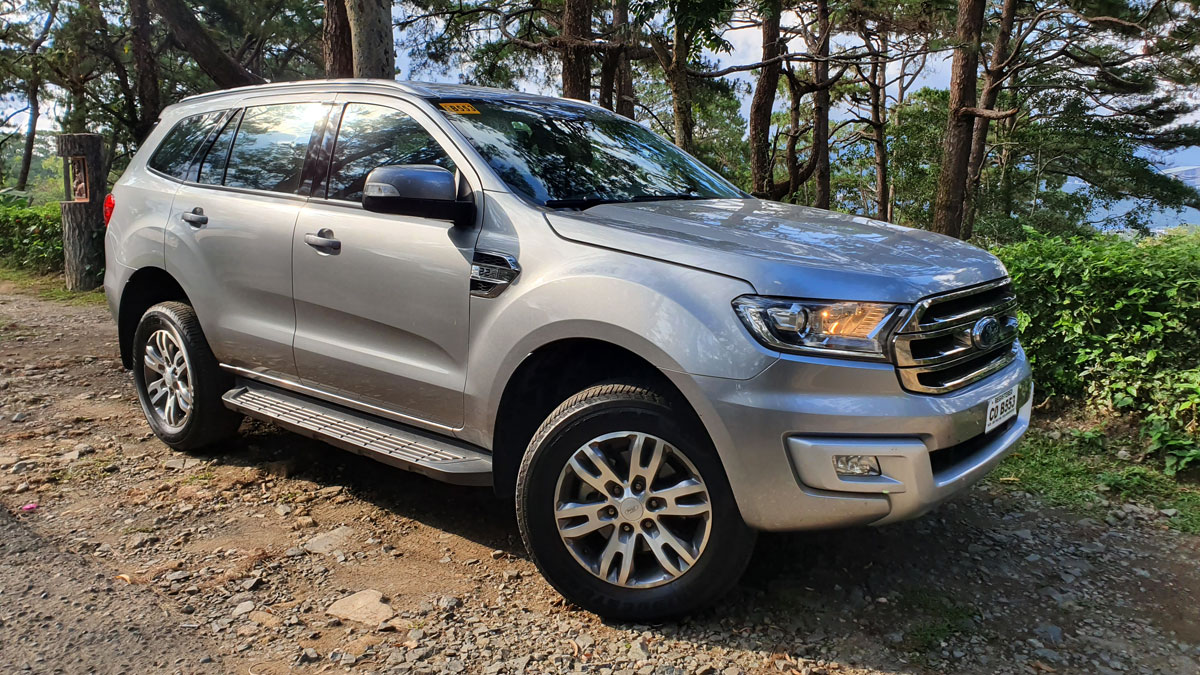 2019 Ford Everest Specs Features Photos