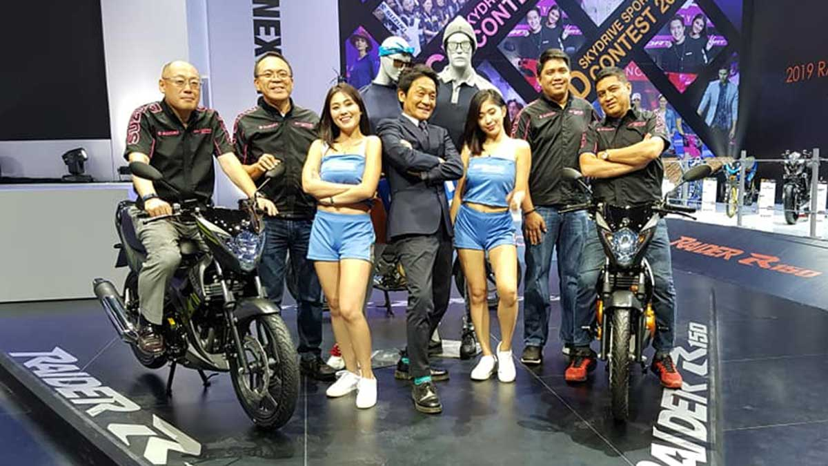 Suzuki PH posts a phenomenal 36% sales growth in the past four months