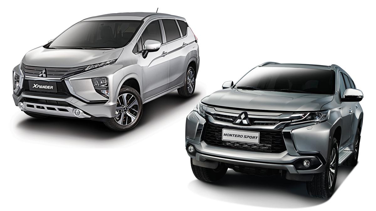 2019 Mitsubishi Montero Sport, Xpander, Strada: Promo