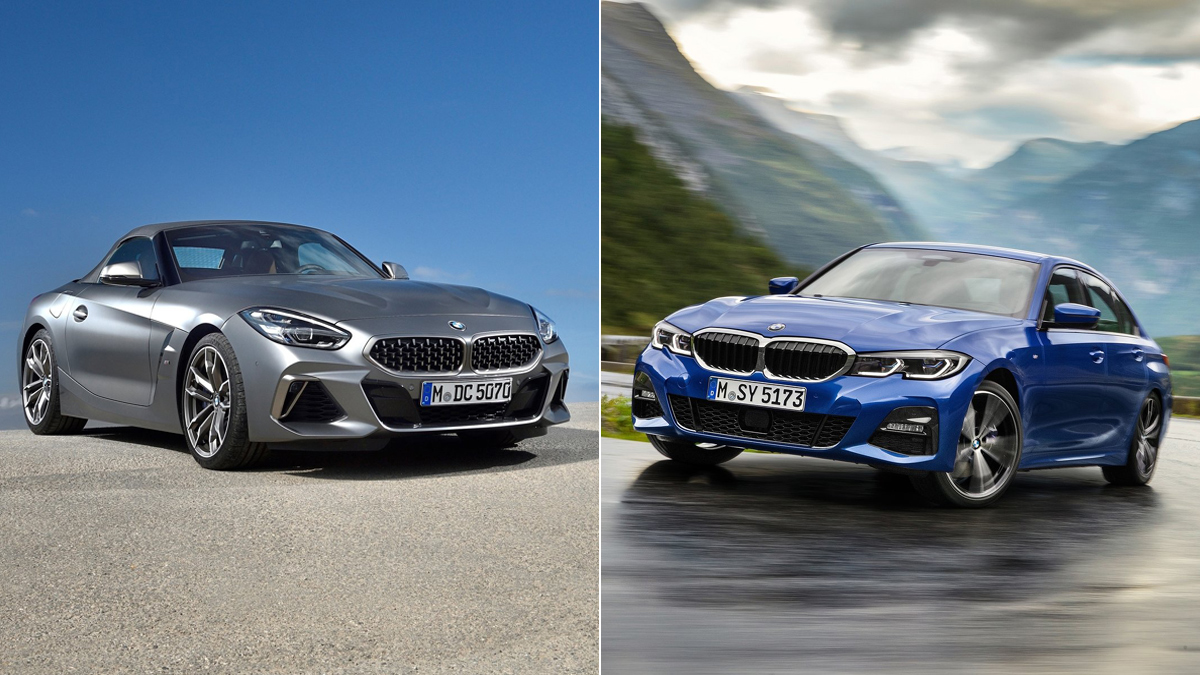 Bmw 3 Series Z4 2019 Specs Prices Features