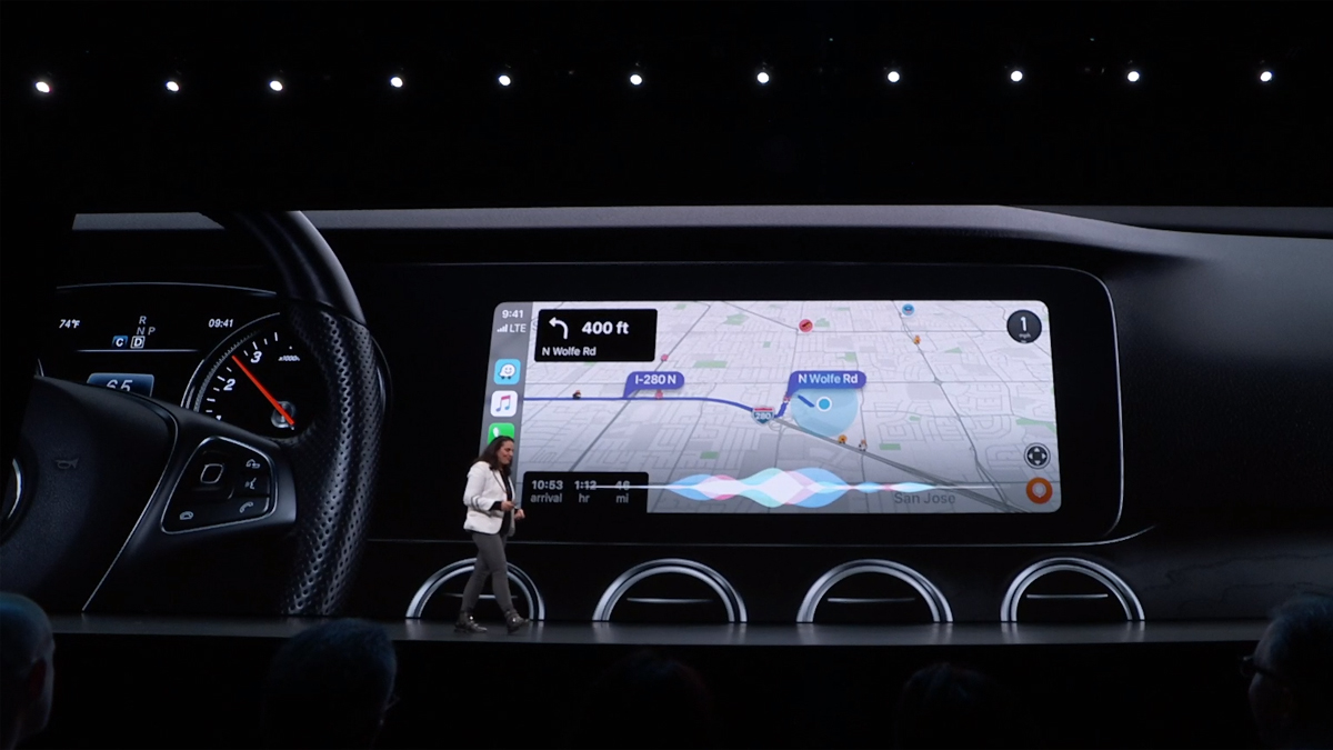 Apple Just Gave Carplay A Huge Overhaul For Ios 13