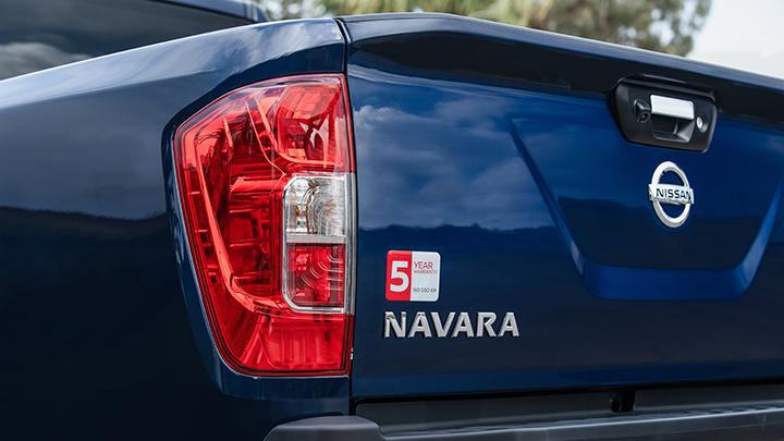 2019 Nissan Navara gets an updated audio system