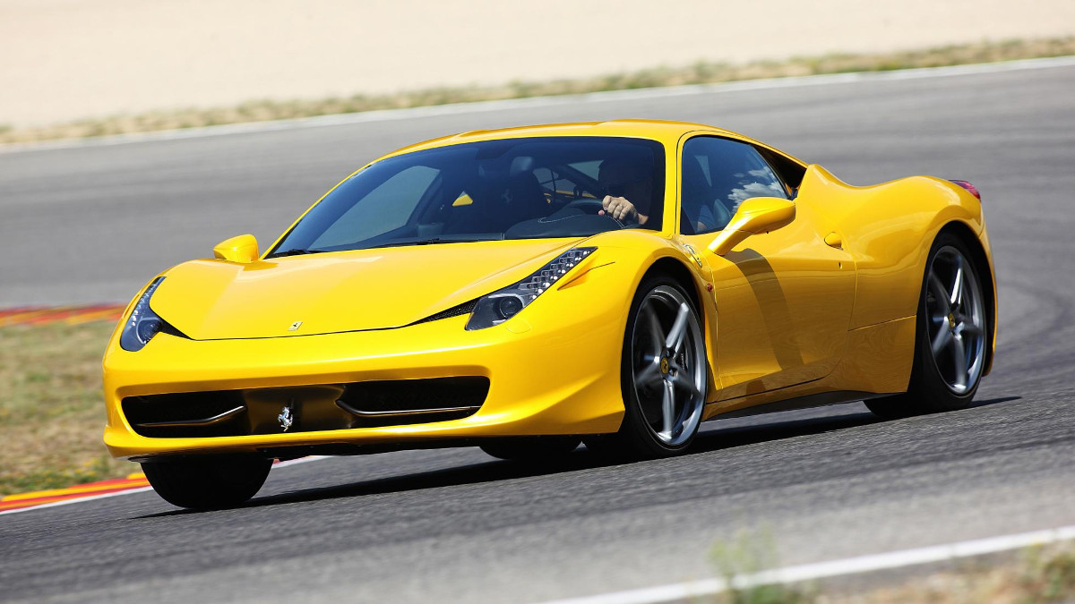 Texas-based company offers manual conversion of Ferrari 458