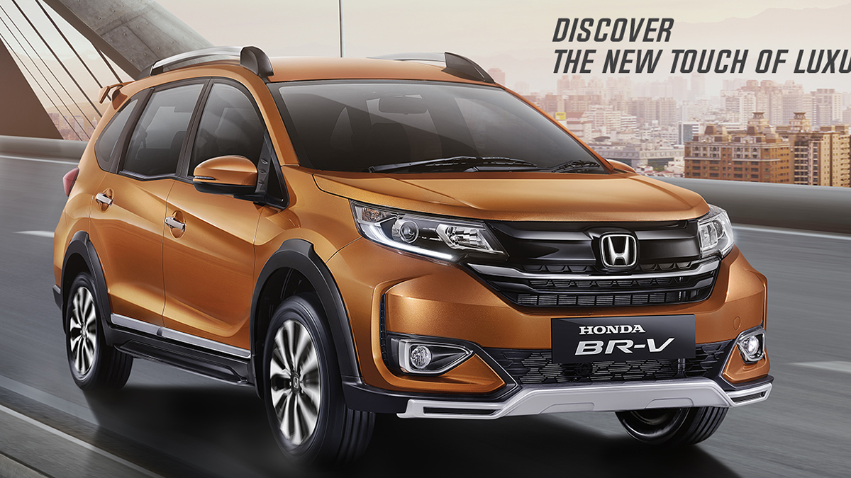 2019 Honda BR-V To Be Launched In PH In June