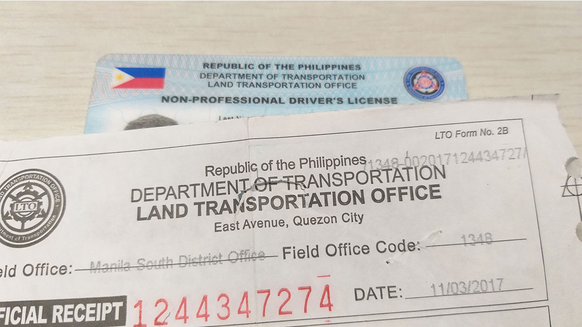 LTO: Driver's license renewal now available on Saturdays