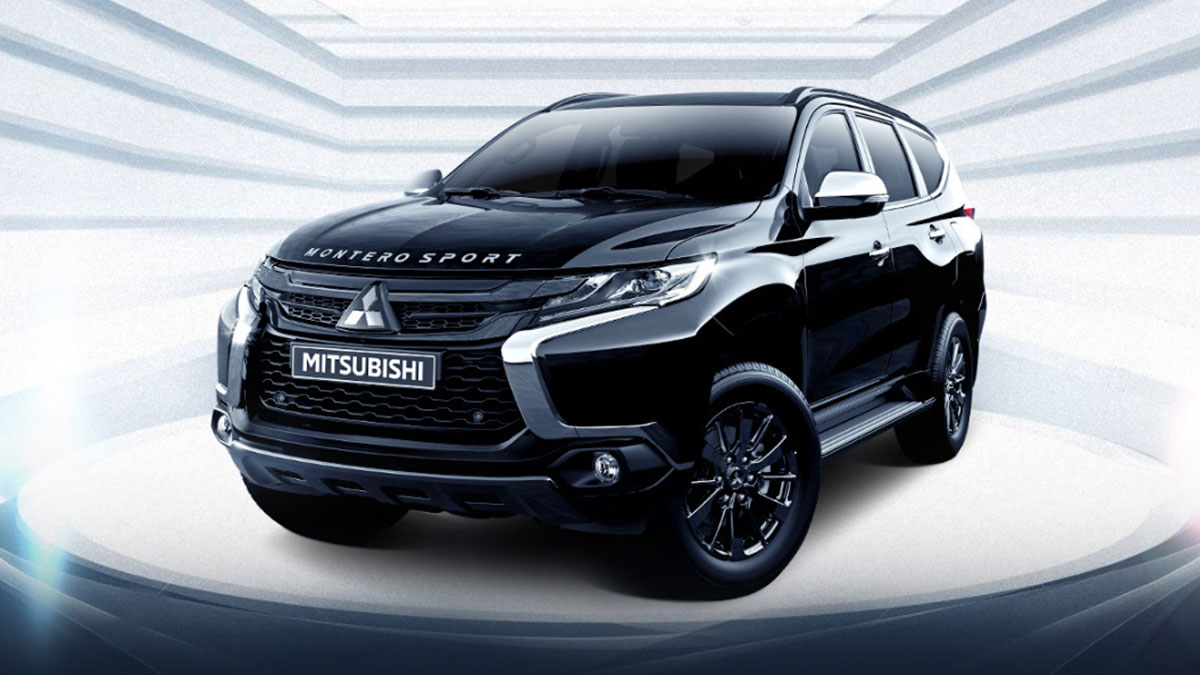 2019 Mitsubishi Montero Redesign, Price, Launch Date >> 2019 Mitsubishi Montero Sport Gls Black Series Prices Specs