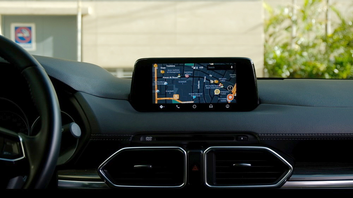Mazda Connect upgrade kit enables Apple CarPlay and Android Auto