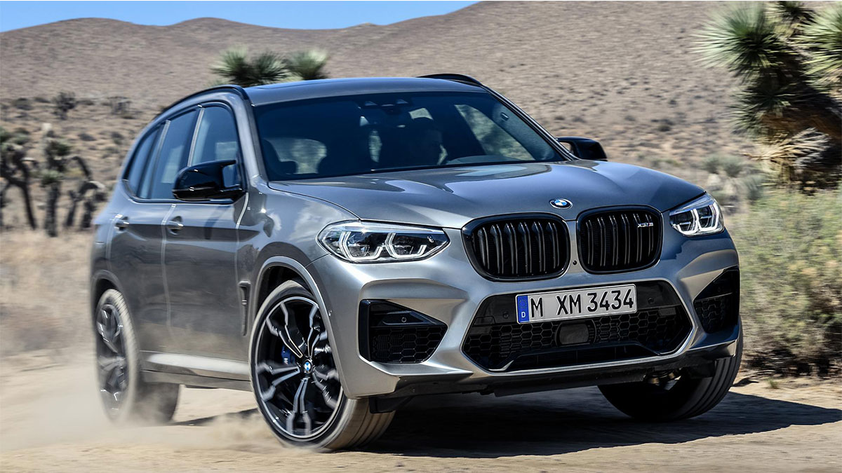 2019 BMW X3M: Price, specs, features, review