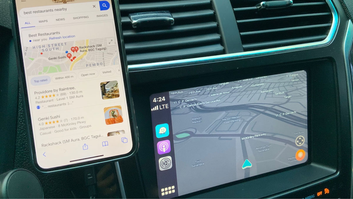 A review of the 2019 edition of Apple CarPlay