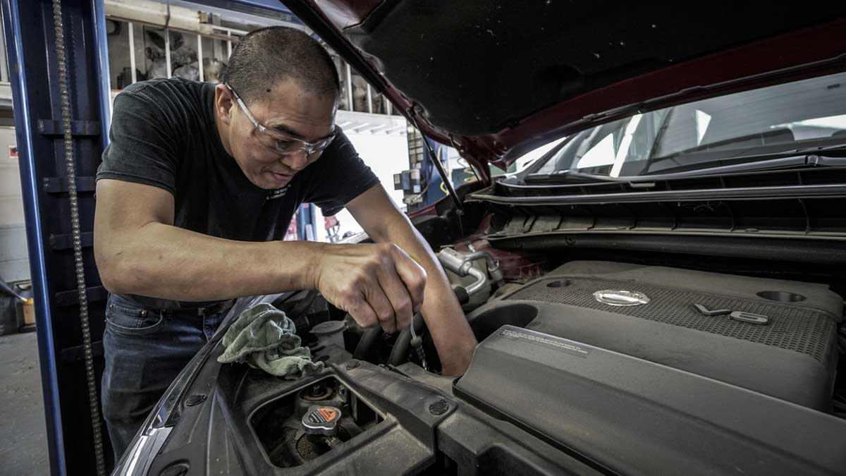 fix engine knock