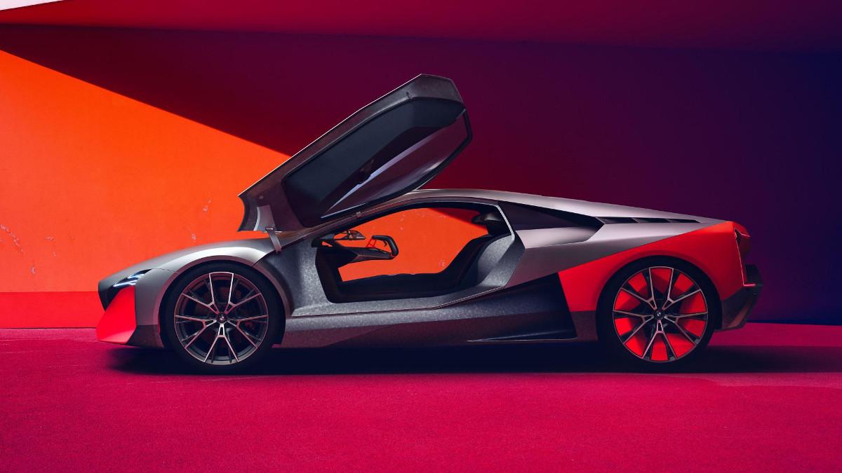 20 Images Meet The Vision M Next Bmw S 592hp Hybrid Sports Car