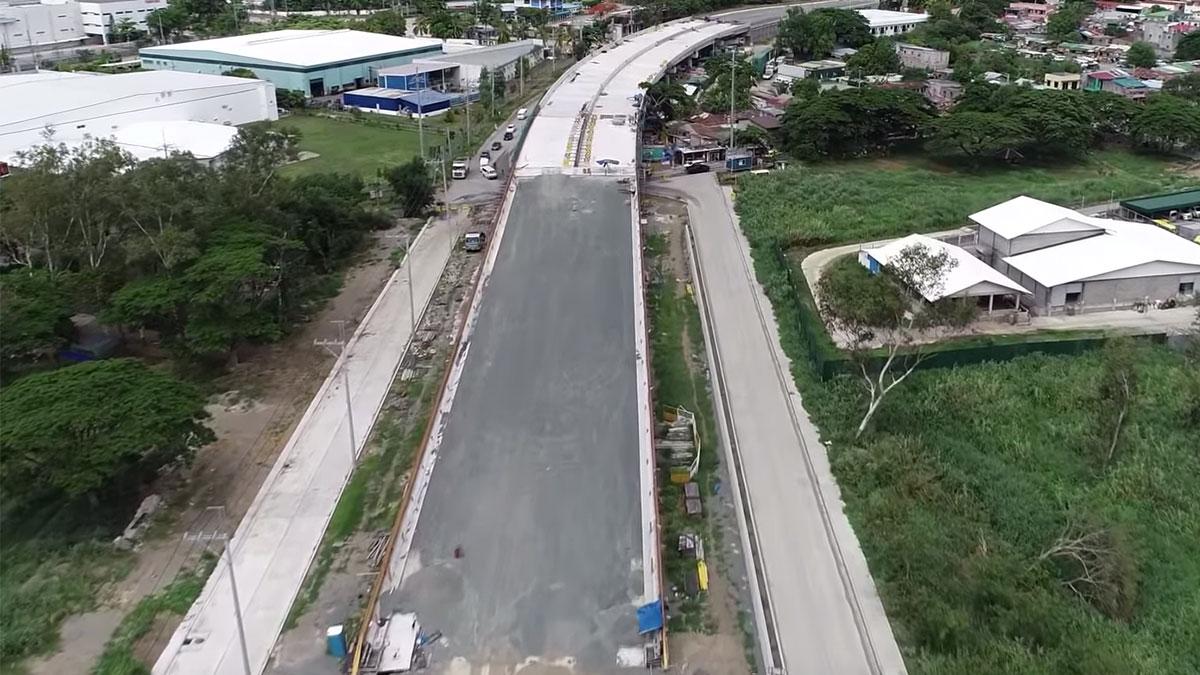 Cavite-Laguna Expressway Project progress update as of June 2019