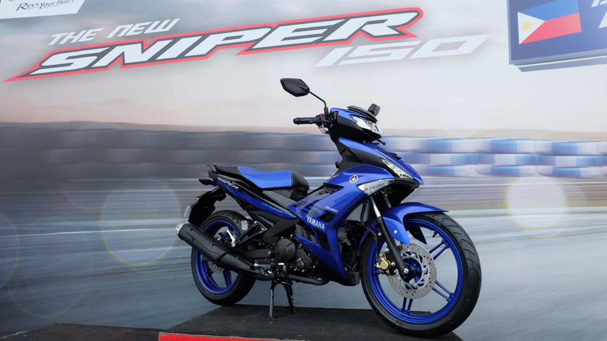 2019 Yamaha Sniper: Specs, Features, Upgrades