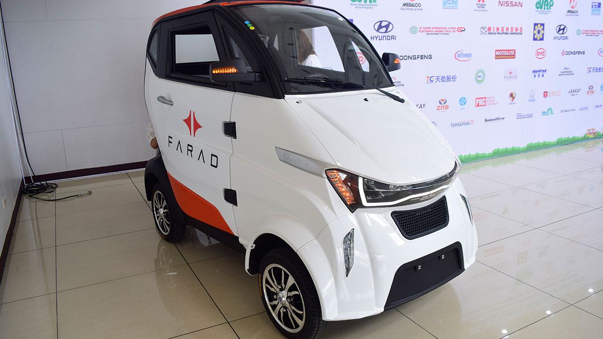 2019 Philippine Electric Vehicle