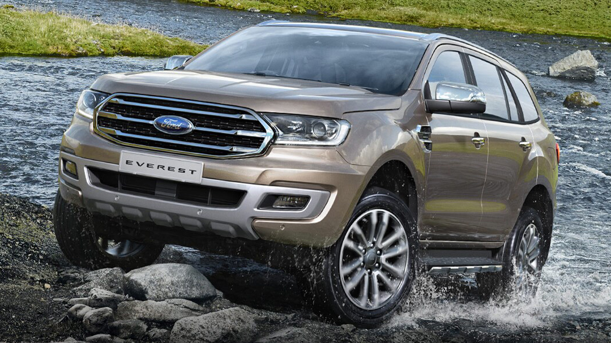 2018 Ford Everest: One Of Brand's Most Capable SUVs Ever >> 2018 Ford Everest One Of Brand S Most Capable Suvs Ever 2020