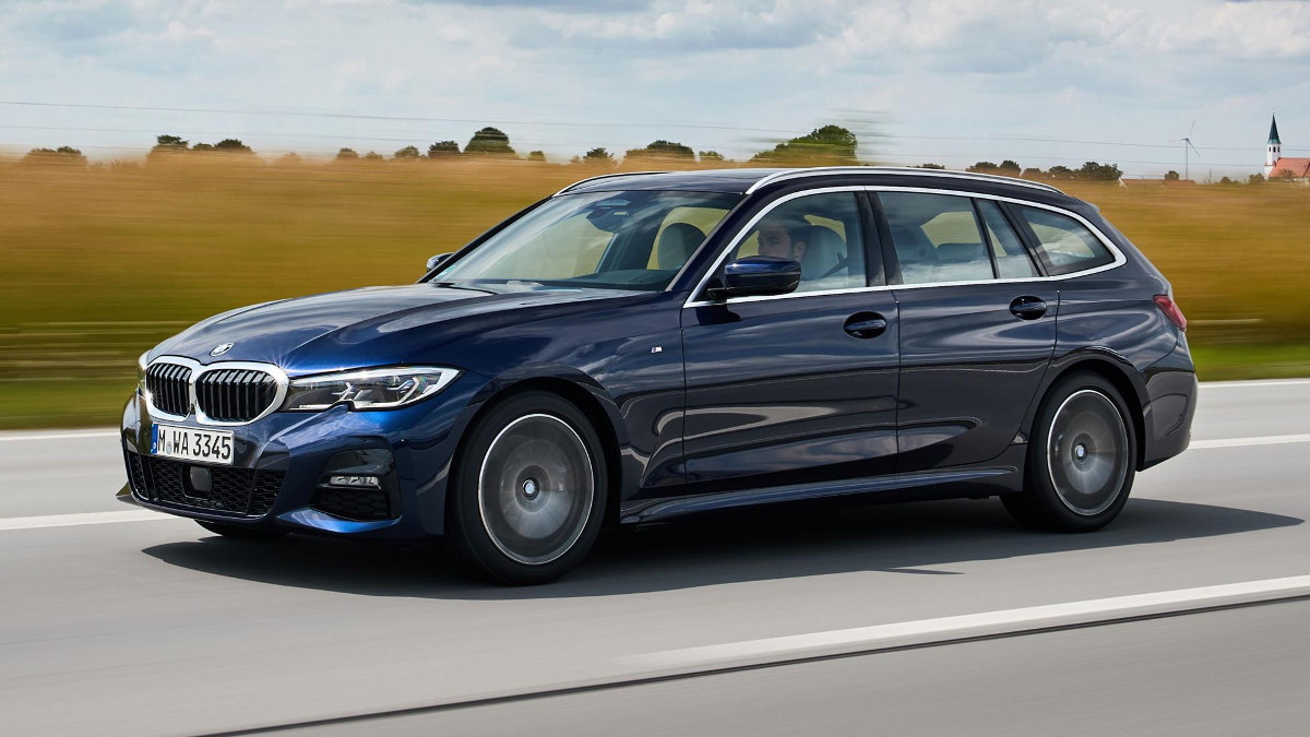 2019 Bmw 3 Series Touring Review Price Photos Features Specs