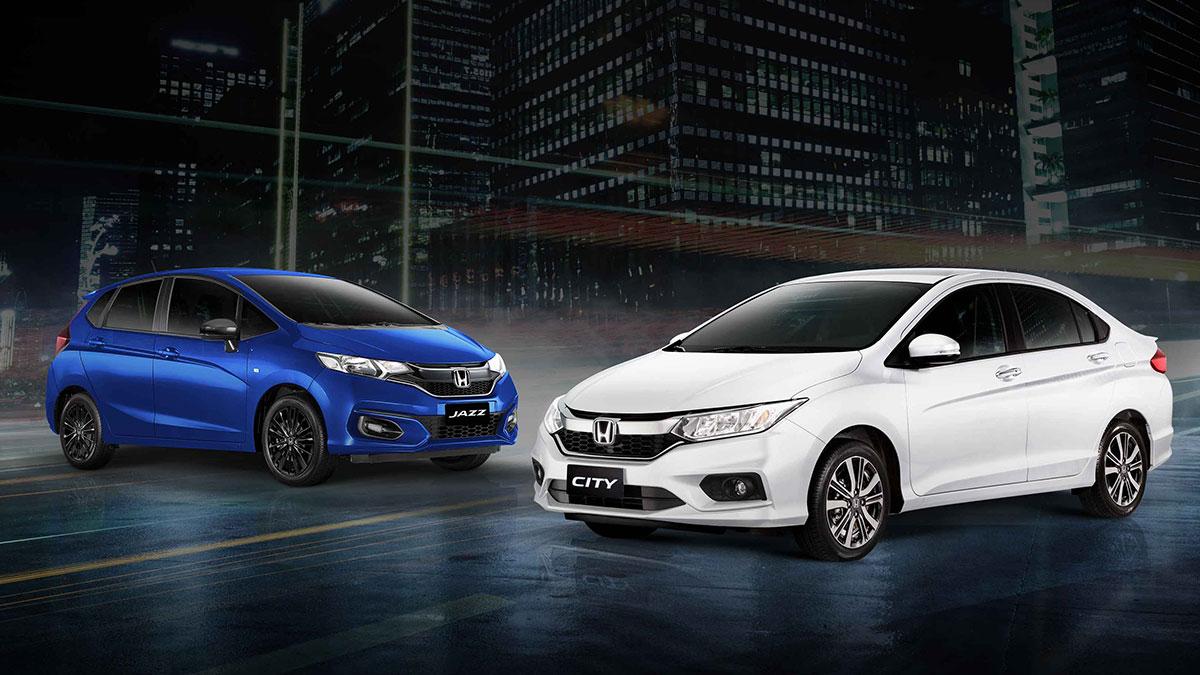 2019 Honda City Sport Honda Jazz Sport Price Specs Features