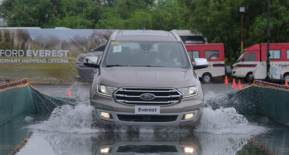 2020 Ford Everest Review Price Specs Features