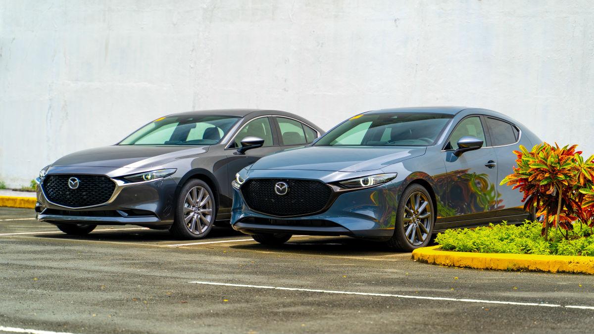 Mazda 3 Sedan 2020 Price Philippines