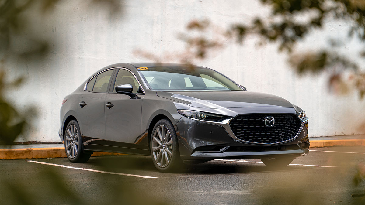 Mazda 3 2020 Sedan Philippines