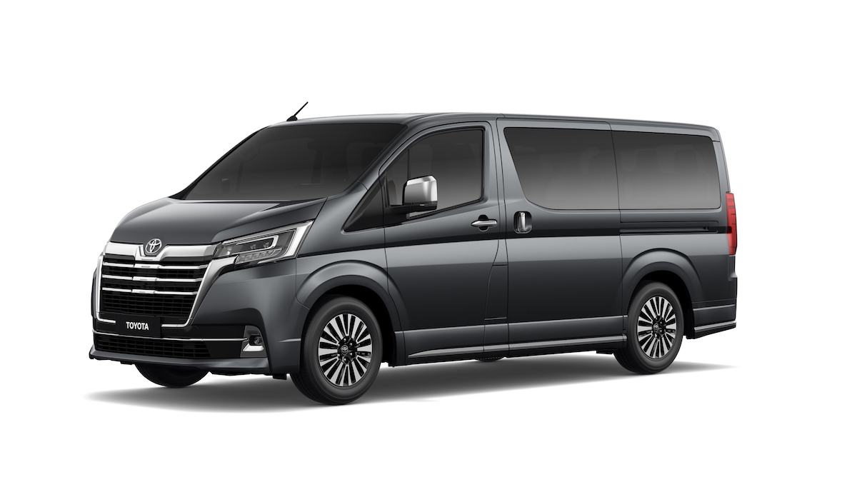 2020 Toyota Hiace Images