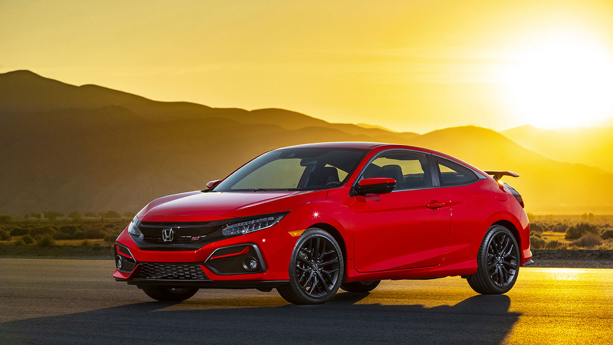 2020 Honda Civic Si Specs Price Features Photos