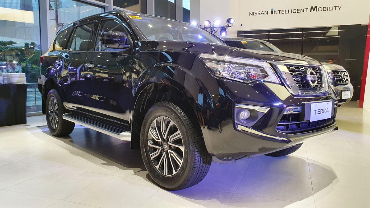 2020 Nissan Terra Specs Prices Features