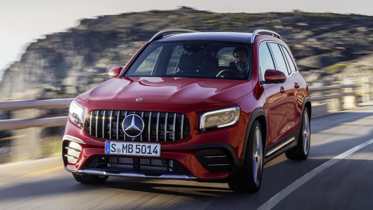2020 Mercedes-Benz GLB: Specs, Design, Price >> 2020 Mercedes Amg Glb 35 Specs Price Features Photos
