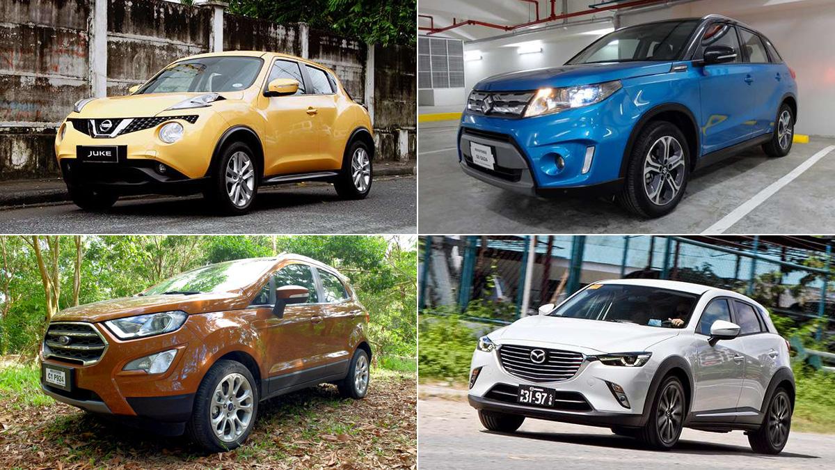 2020 Ford EcoSport: Specs, Equipment, Price >> 2020 Ecosport Juke Vitara Cx 3 Specs Prices Features