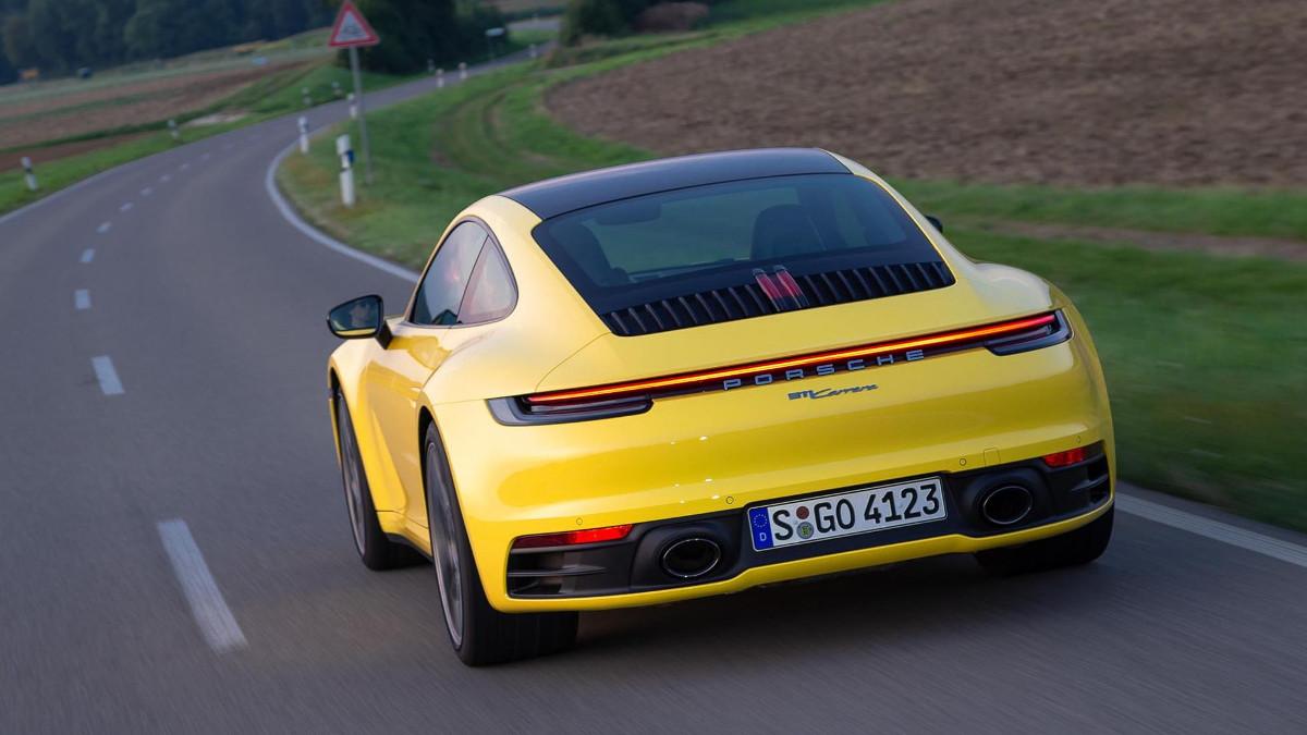 2020 Porsche 911 Review Price Specs Features