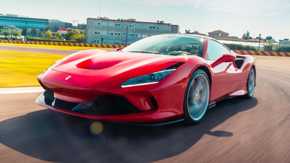 2020 Ferrari F8 Tributo Review Price Photos Features Specs