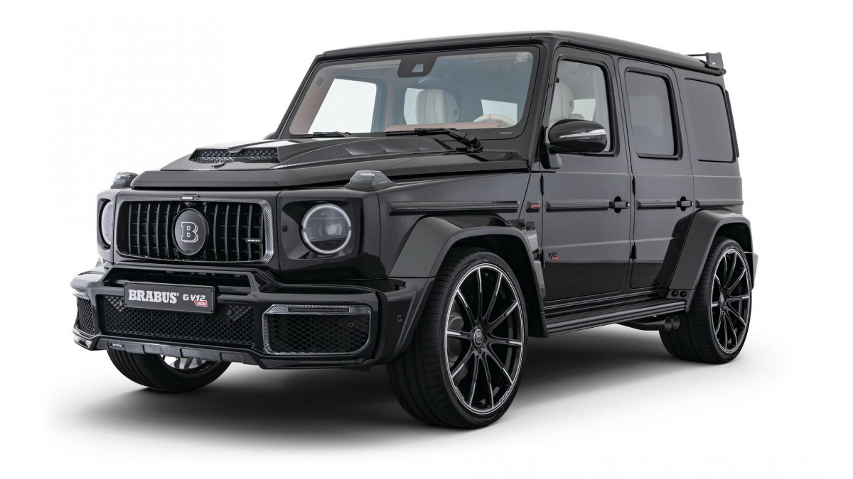 2020 Mercedes-Benz G-Class: Design, Specs, Price >> 2020 Brabus Mercedes Benz G Class Specs Features Price