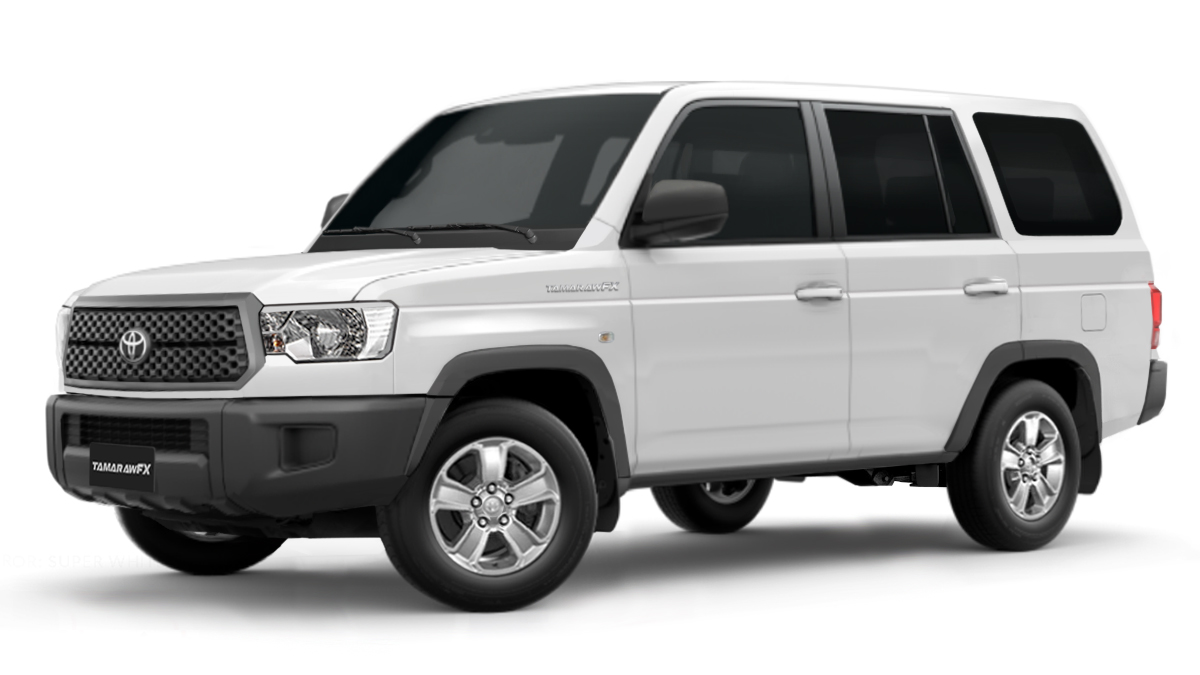 What would a modern Toyota Tamaraw FX look like?