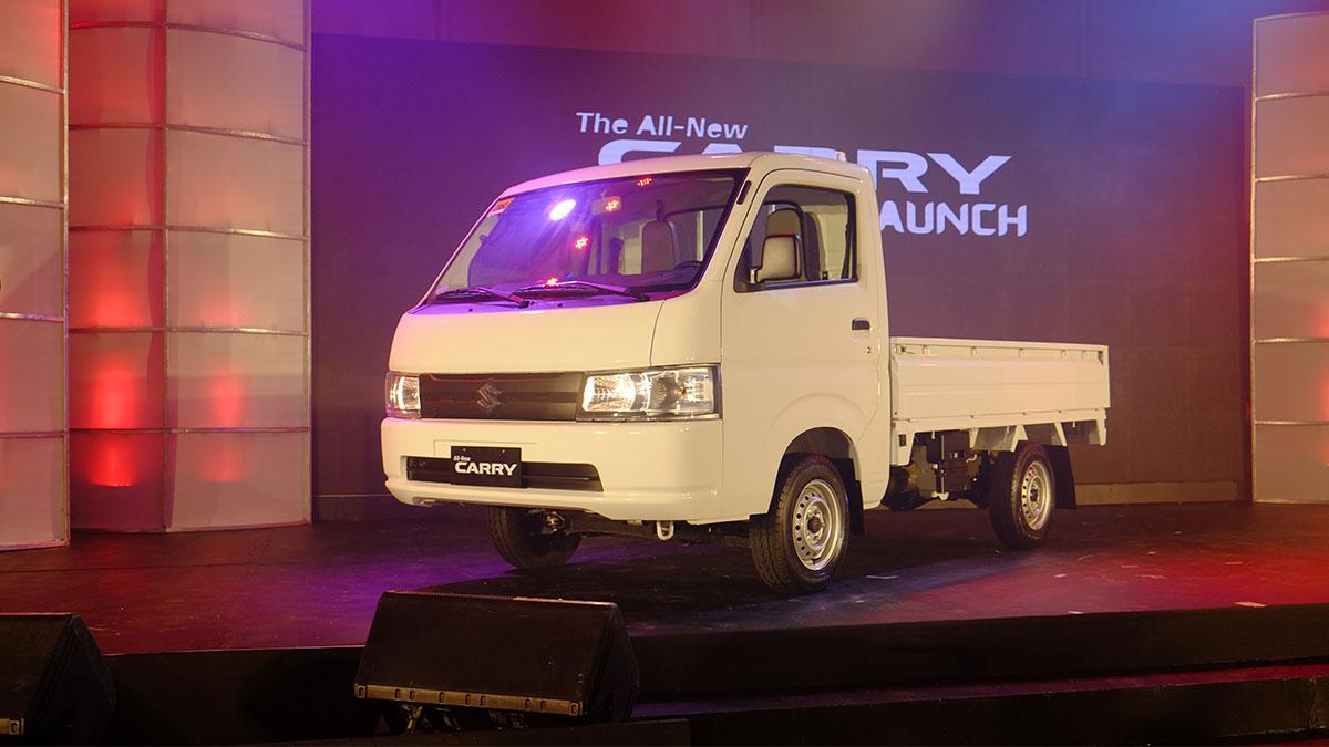 2020 Suzuki Carry Price Specs Variants