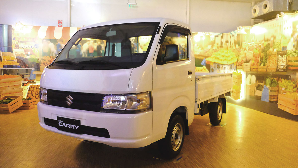2020 Suzuki Carry Specs Prices Features Gallery