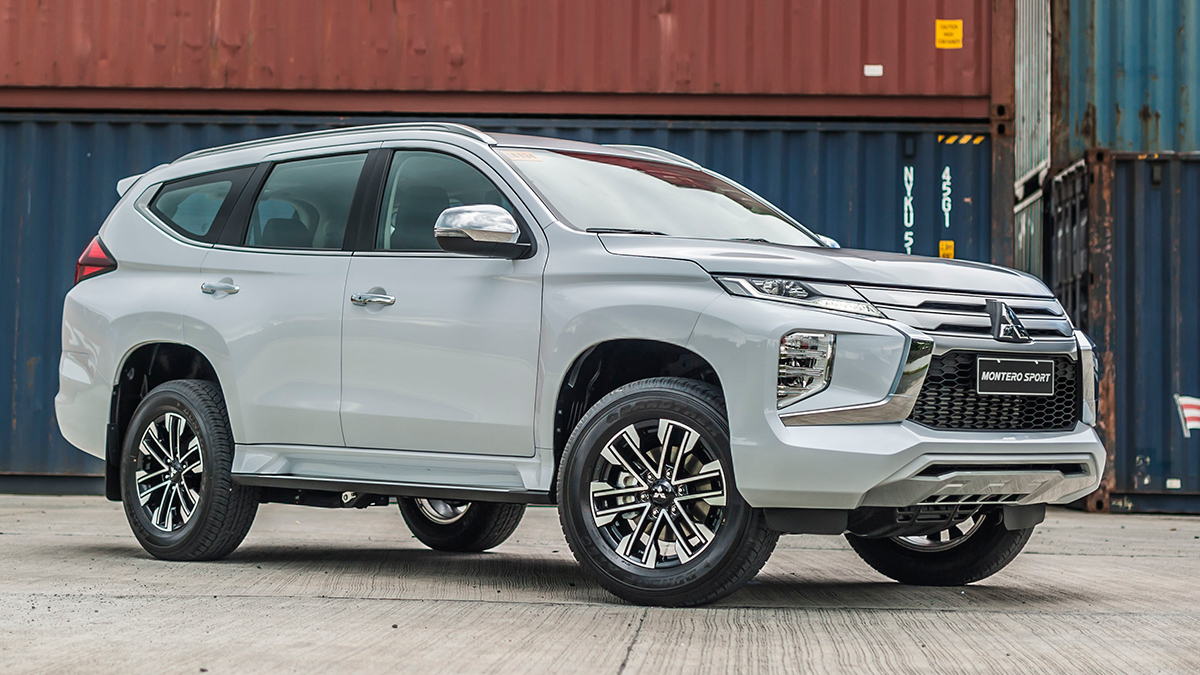 2020 Mitsubishi Montero Sport Specs Prices Features Variants