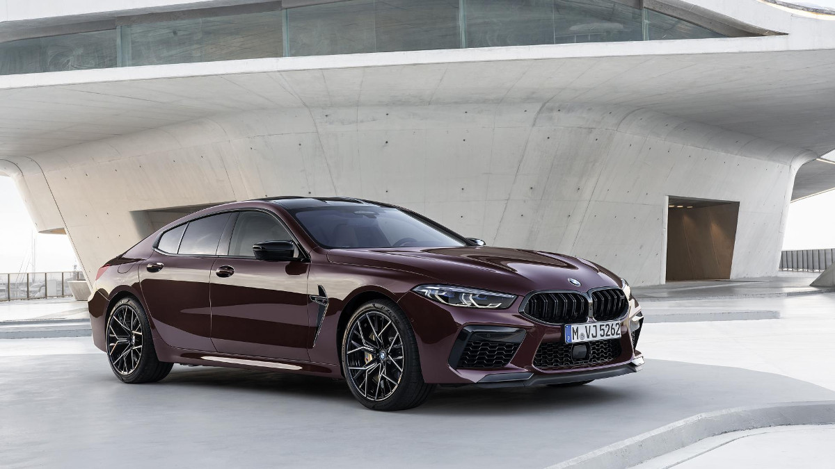 The M8 Bmw 8 Series Gran Coupe M Automobiles Highlights Bmw