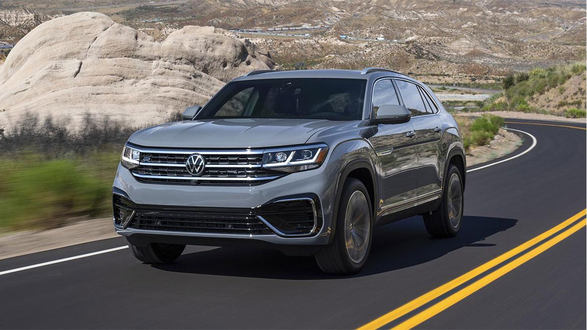 2020 Volkswagen Atlas Cross Sport Specs Prices Features