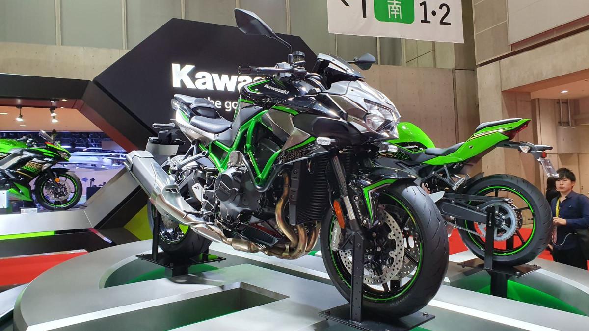 Kawasaki Z H2 Specs Features Photos 2019 Tokyo Motor Show