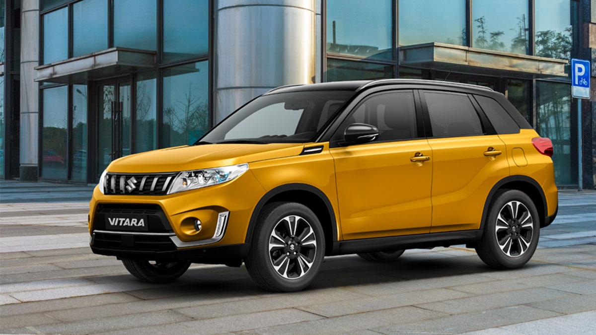 2020 Suzuki Vitara: Variants, Specs, Prices, Features