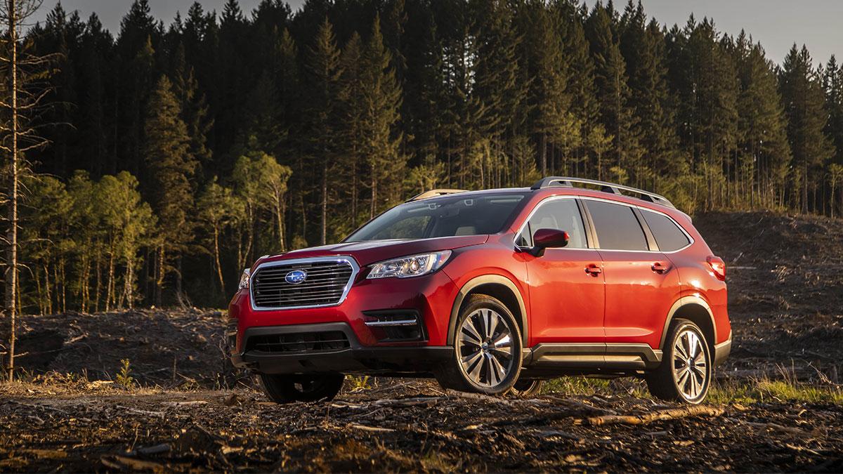 2020 Subaru Ascent Specs Price Features Info