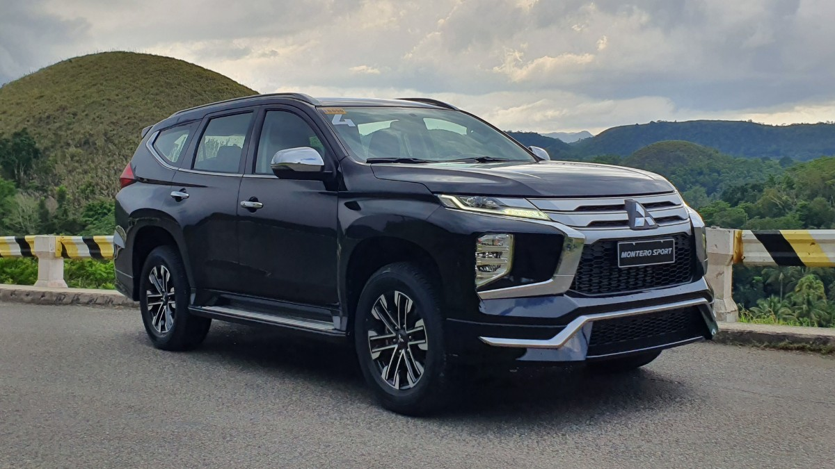 2020 Mitsubishi Montero Sport Review Specs Features