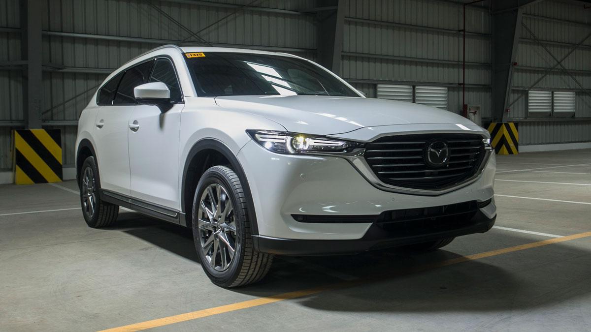 2020 Mazda Cx 8 Philippine Launch Prices Photos Features Specs