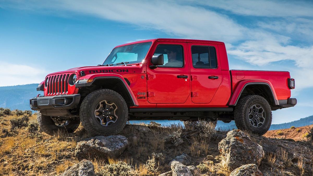2020 Jeep Gladiator Price Philippines