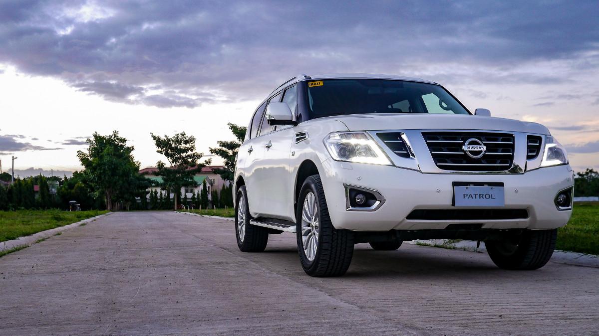 2020 Nissan Patrol Royale Review Price Photos Features Specs