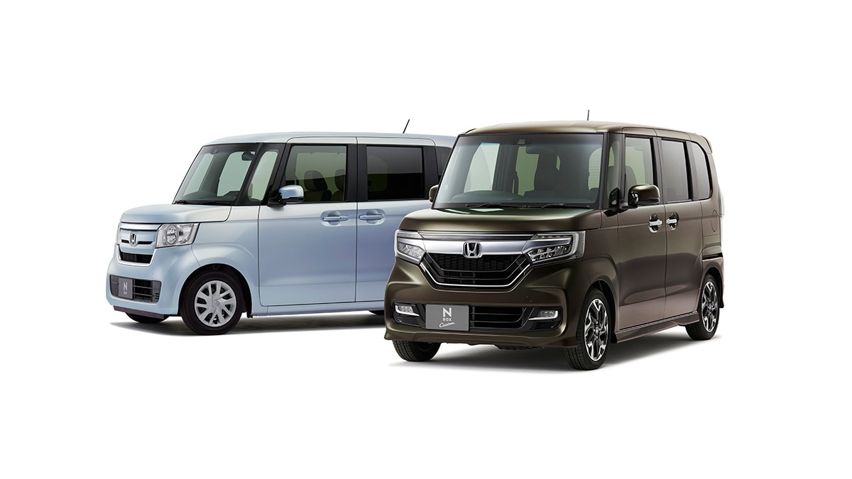 Honda N-Box is Japan's best-selling car for third year running - Top Gear Philippines image