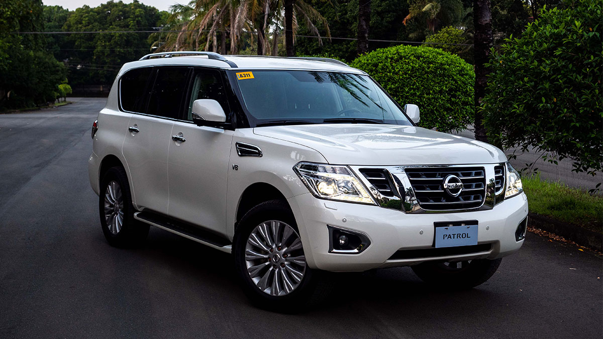 2020 Nissan Patrol Toyota Land Cruiser Specs Price Features