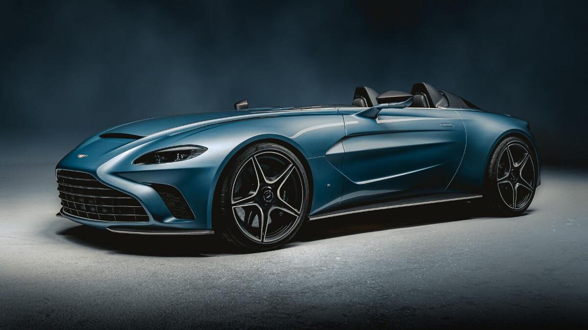 Aston Martin V12 Speedster Wiki Supercars Gallery