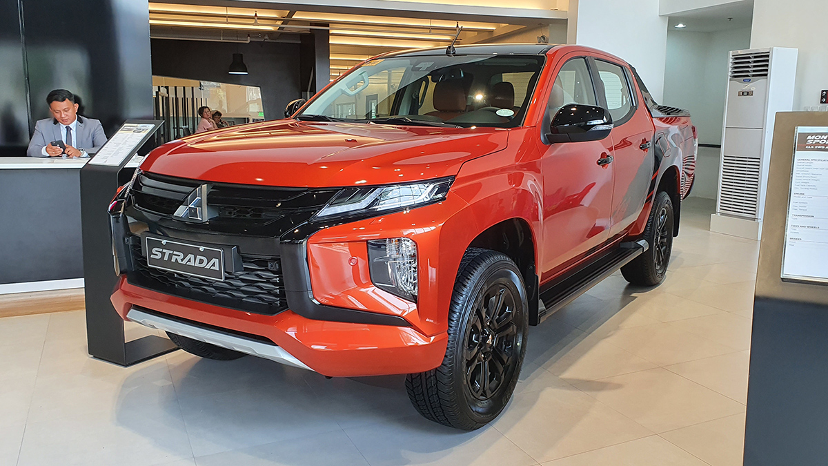 2020 Mitsubishi Strada Athlete Specs Prices Features