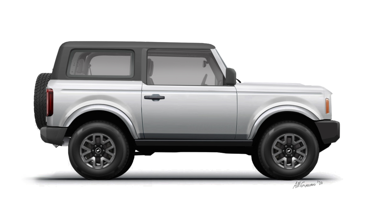 2021 Ford Bronco What We Know What We Think It Will Look Like